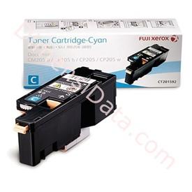 Jual Toner Cartridge FUJI XEROX Cyan [CT201592]